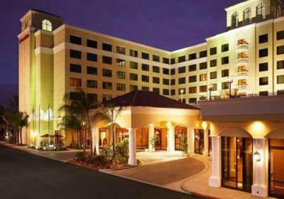 Doubletree Suite Anaheim Resort Hotel